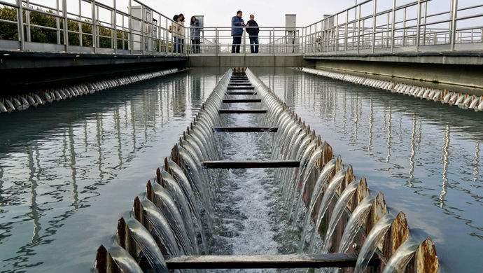 我公司市政污水处理案例